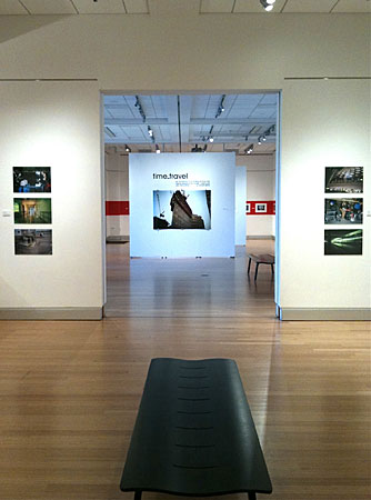 Gallery view of Renata Breth Sabbatical Exhibit